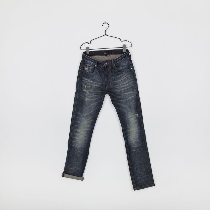 RVLT - men's fashion. Slim denim jeans.
