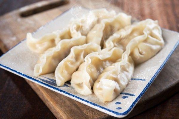 Китайские пельмени со свининой, ссылка на рецепт - https://recase.org/kitajskie-pelmeni-so-svininoj/  #Мясо #блюдо #кухня #пища #рецепты #кулинария #еда #блюда #food #cook