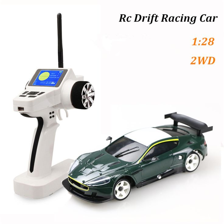 Educational toys for kids 1:28 2wd electric rc car remote control rc drift racing car best gift