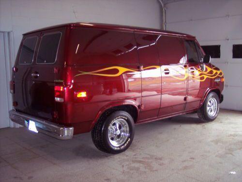 1970 to 1980 chevrolet van vans for sale used cars on autos post. Black Bedroom Furniture Sets. Home Design Ideas