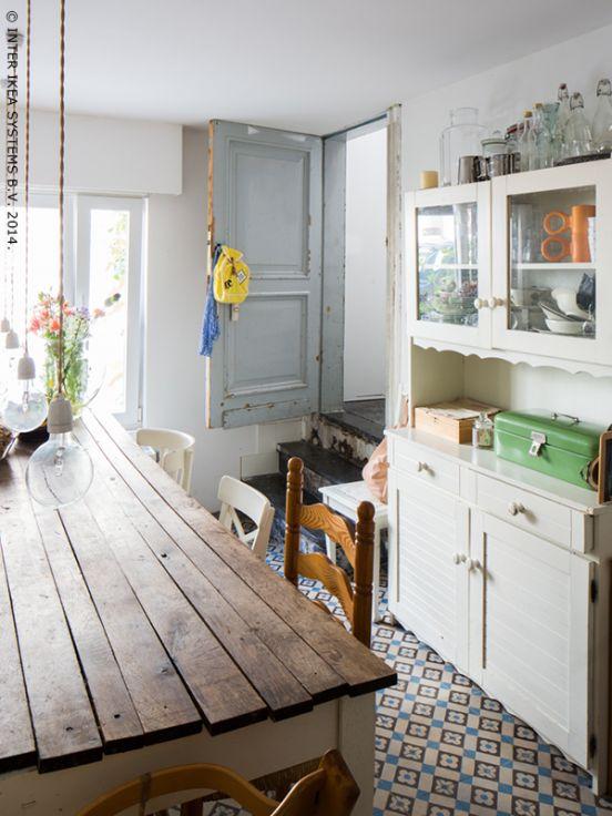 Kommode zauberhaft esszimmer leben wohnen küche und esszimmer ideen für die küche küchenböden häuser am see