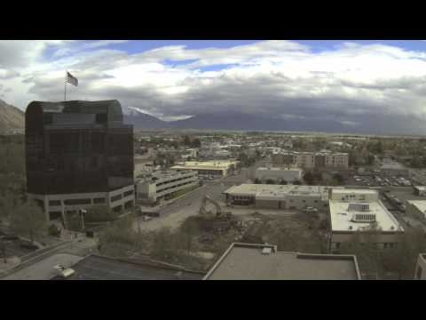 INNOVATION CENTER DEMO Time lapse to AUG 2011. Come visit when it's done! @75WestCenter #nuskin