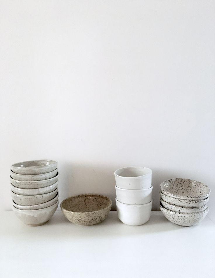 Bowls by spiek ceramiczny