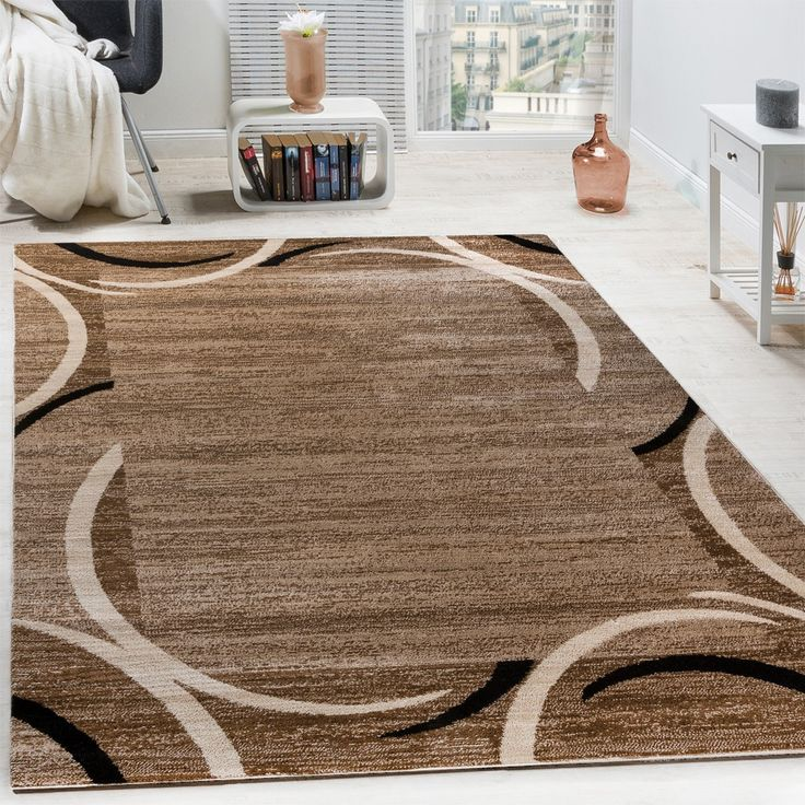 Die besten 25+ Braune Teppiche Ideen auf Pinterest Braune - teppich wohnzimmer modern