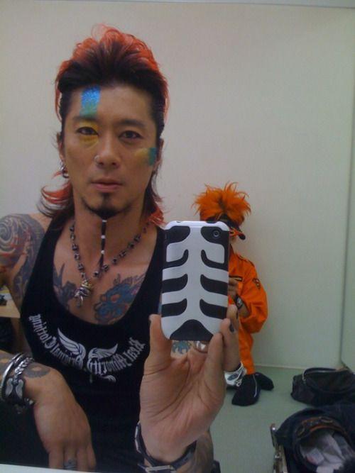 Ju-Ken The Bass !