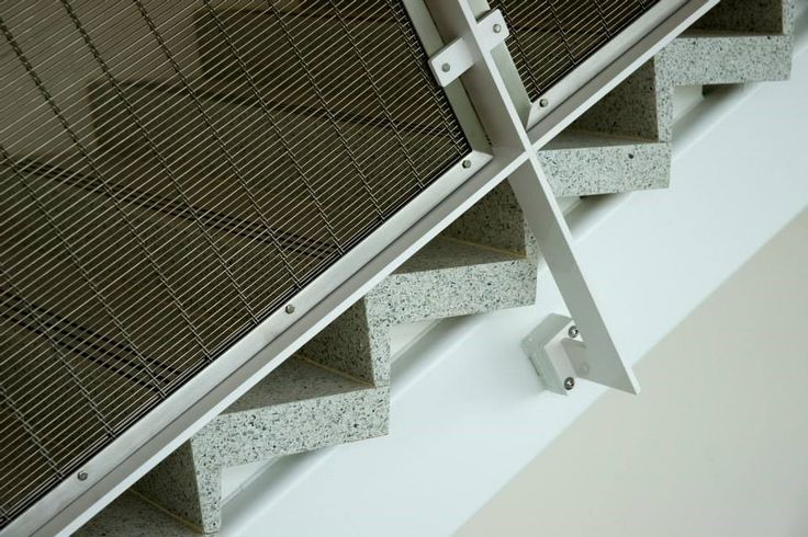 59 best images about terrazzo staircases on pinterest - Interior stair treads and risers ...