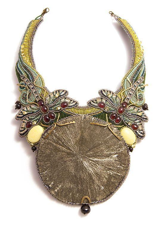 Beautiful jewelry by Tatiana Konstantinova II | Beads Magic