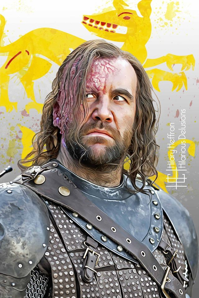 """Sandor """"The Hound"""" Clegane 