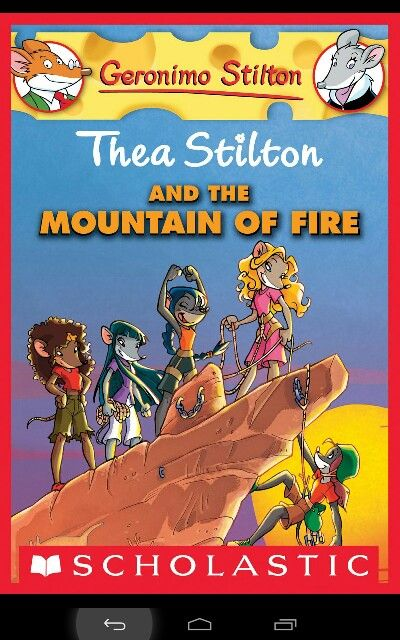146 best books images on pinterest geronimo stilton book show and when the sheep on nickys familys ranch start losing their wool the thea sisters head to australia to investigate fandeluxe Image collections