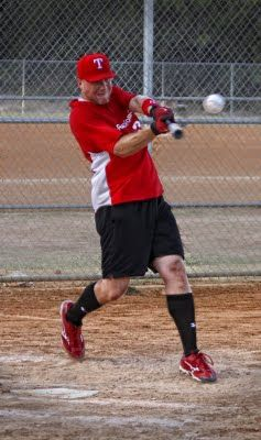 The Gamer - Slow Pitch Softball Tips: Slow Pitch Softball Swing Mechanics - Part IV : Hands