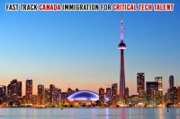 The startup sector of Canada wants to access in hiring best talent from foreign countries. The global technology would prefer more access of talent from different countries which will lead to ever- renewal of the pool.  https://www.opulentuz.com/immigration/news-details/fast-track-canada-immigration-for-critical-tech-talent/3436