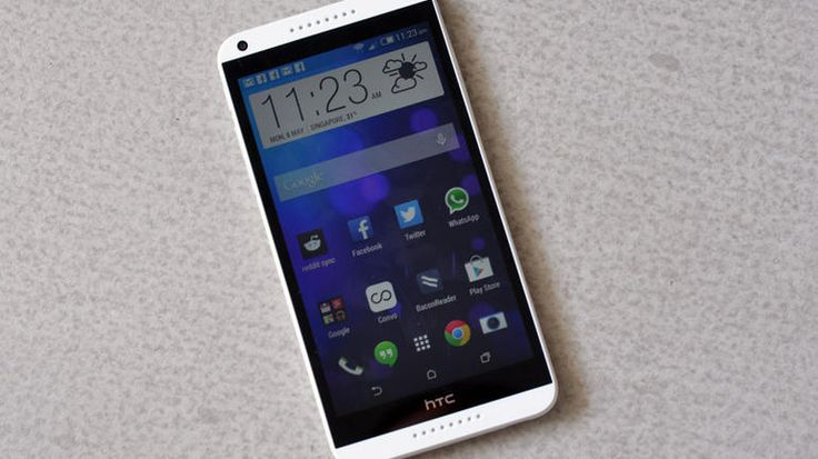 HTC Desire 816 With 5.5-Inch HD Display