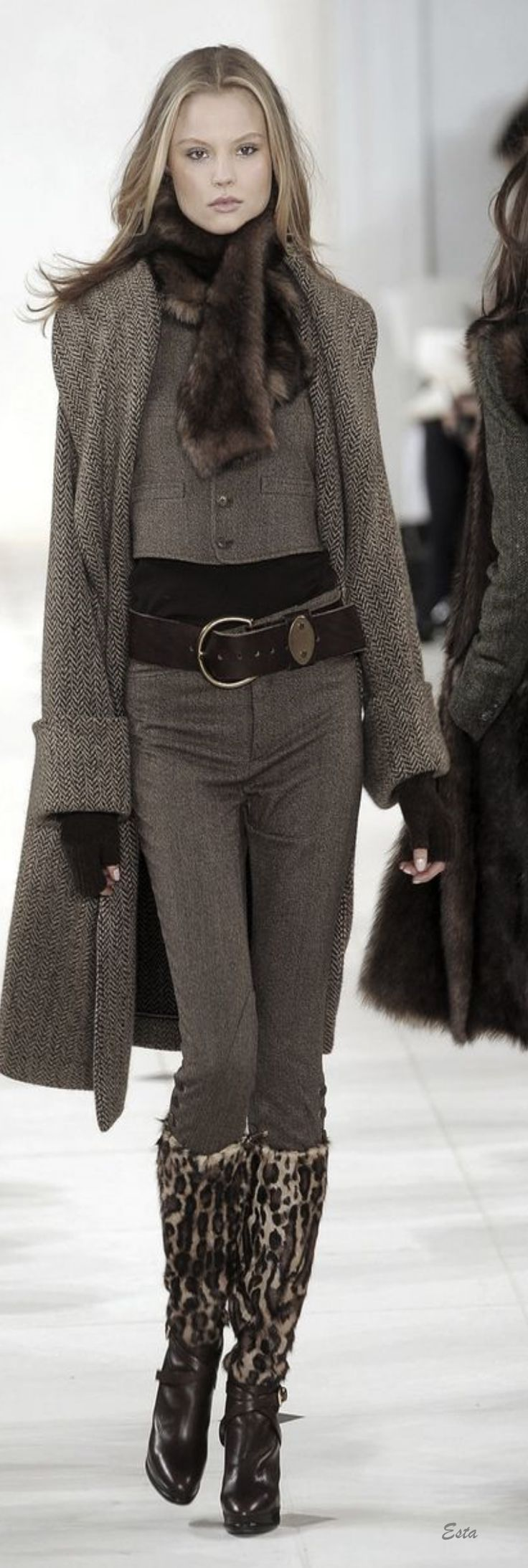 Ralph Lauren • Fall • Winter  • Street CHIC • ❤️ вαвz ✿ιиѕριяαтισи❀ #abbigliamento