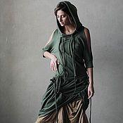 """Одежда ручной работы. Ярмарка Мастеров - ручная работа Сэт из 2 вещей """"В лесу"""". Handmade."""