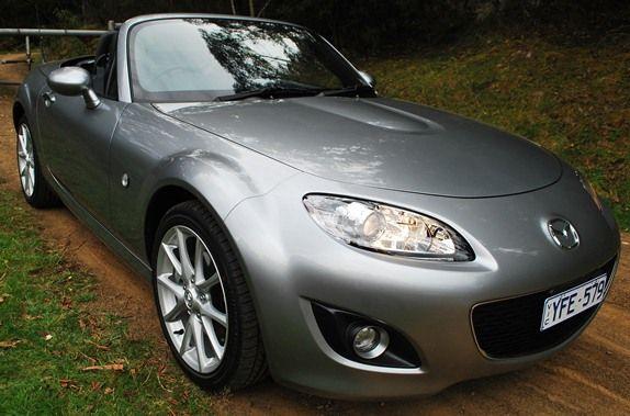 Mazda MX5 Review Hardtop Convertible | The Travel Tart Blog