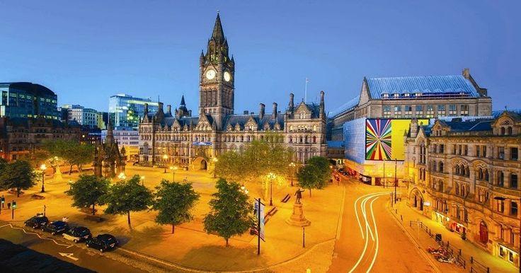 Clima em Manchester #viajar #londres #inglaterra