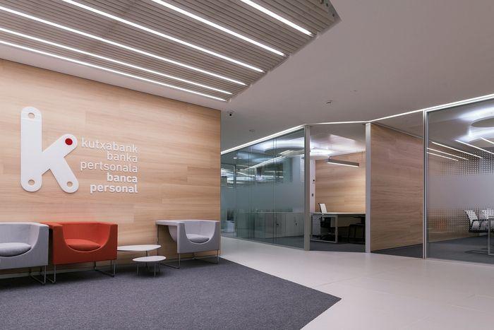 Kutxabank Offices - San Sebastián - Office Snapshots