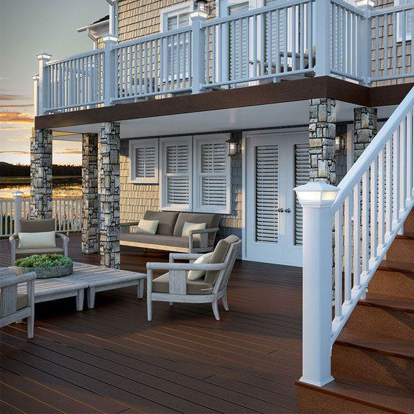 Deck Lights Pinterest: 286 Best Deck Lighting Ideas Images On Pinterest