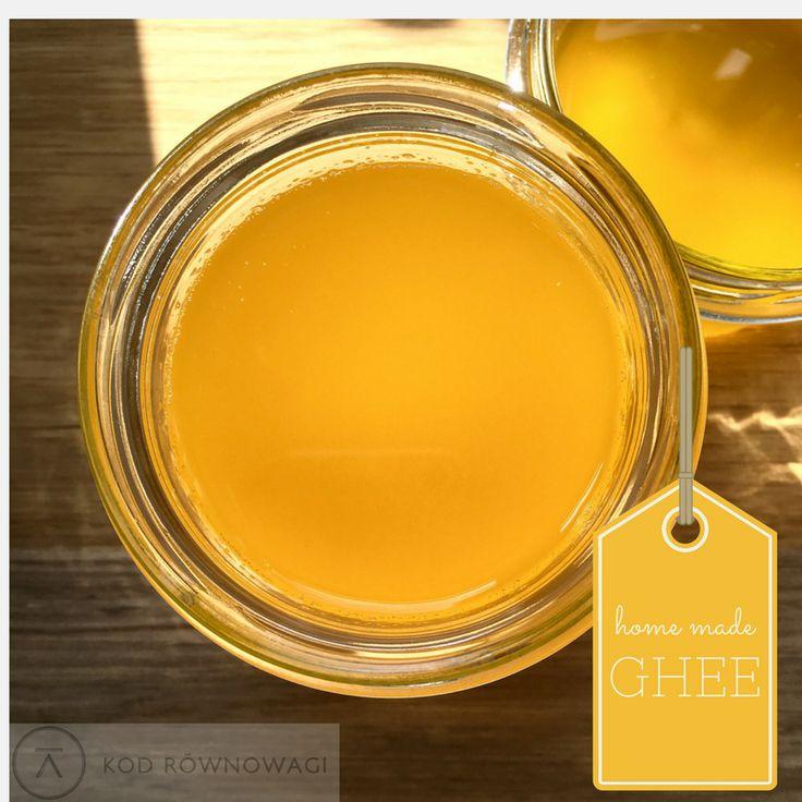 Masło klarowane – ghee, 8 powodów dlaczego powinno być obecne w zdrowej diecie?  #ghee #ayurveda #przeoisy #zdrowe jelita