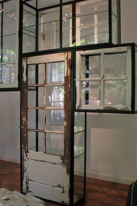 Oltre 25 fantastiche idee su vecchie porte finestre su for Porte finestre usate
