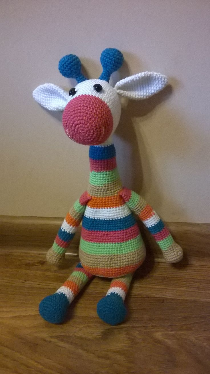 Żyrafka / Giraffe