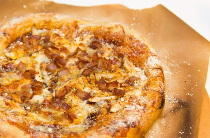 Mellow Mushroom Copycat Pizza Crust