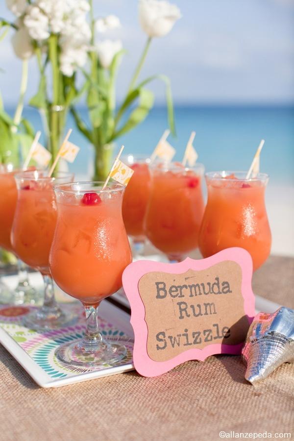 Rum Swizzle Cake