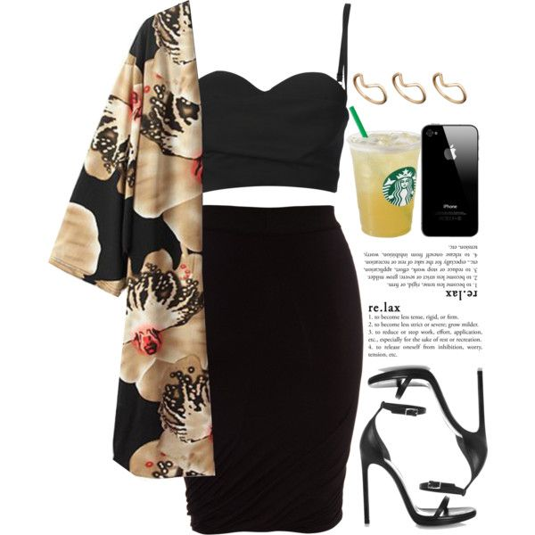█ RE•LAX• █ by fuckedchanel on Polyvore featuring Acne Studios, T By Alexander Wang, Yves Saint Laurent and ASOS