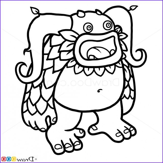 14 Luxury My Singing Monsters Coloring Pages Photography Howtosing My Singing Monsters Coloring Pa Monster Coloring Pages Singing Monsters My Singing Monsters