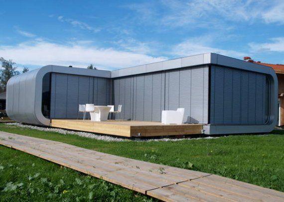 modernes fertighaus nomadhome jalousien covers. Black Bedroom Furniture Sets. Home Design Ideas