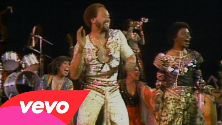 Earth, Wind & Fire - Boogie Wonderland. I use the 5-1/2 minute version as the first song on my c.d. for boxing training on my heavy- bag at home. Perfect start!