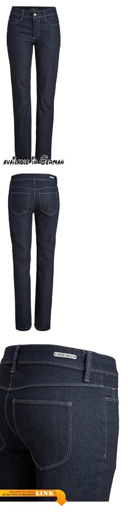 MAC Angela Damen Jeans Hose 0302L526290 d801dark rinsewash, Farbe:d801dark rinsewash;Größe:W38/L34. Material Oberstoff: 80% Baumwolle, 18% Polyester, 2% Elasthan. Pflegehinweise: Maschinenwäsche bei 40° C, Schonwaschgang #Apparel #PANTS