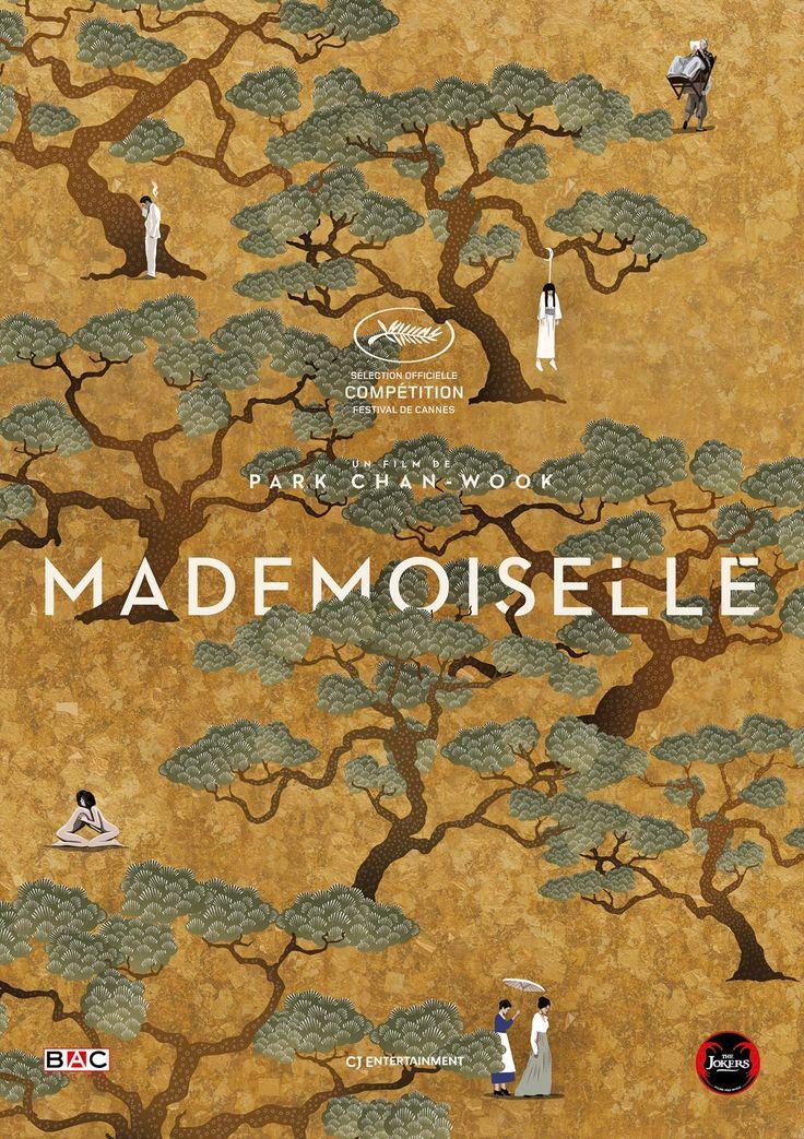 Ce film est présenté en Compétition au Festival de Cannes 2016Corée. Années 30, pendant la colonisation japonaise. Une jeune femme (Sookee) est engagée comme servante d'une riche japonaise (Hideko), vivant recluse dans un immense manoir sous la coupe...