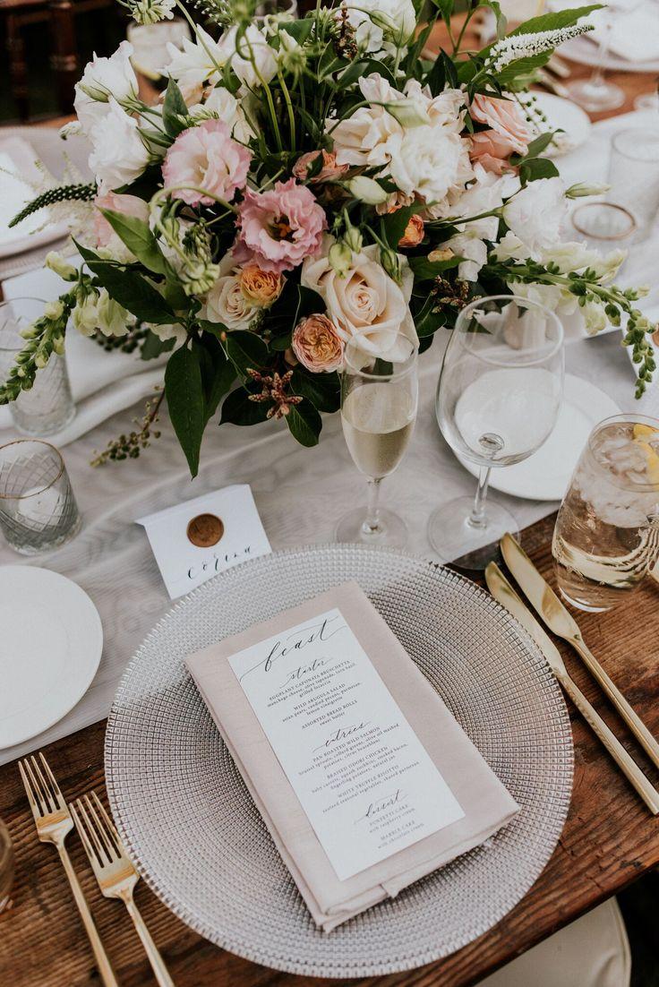 The Inn at Rancho Santa Fe Wedding // Nicole George Events // Shelly Anderson Ph…