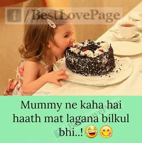 Hahahahaba .... Awwn sweet and tuttee :)