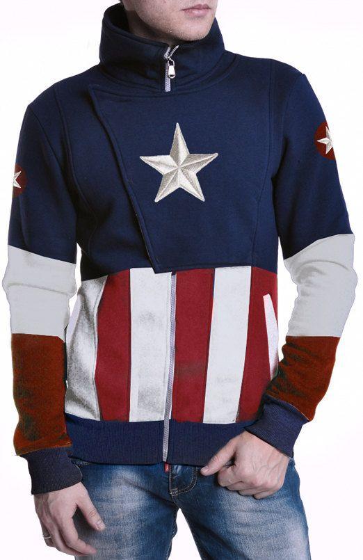 Best 25+ Captain america hoodie ideas on Pinterest | Captain ...