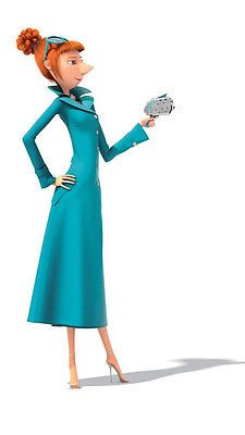Lucy Wilde Costume