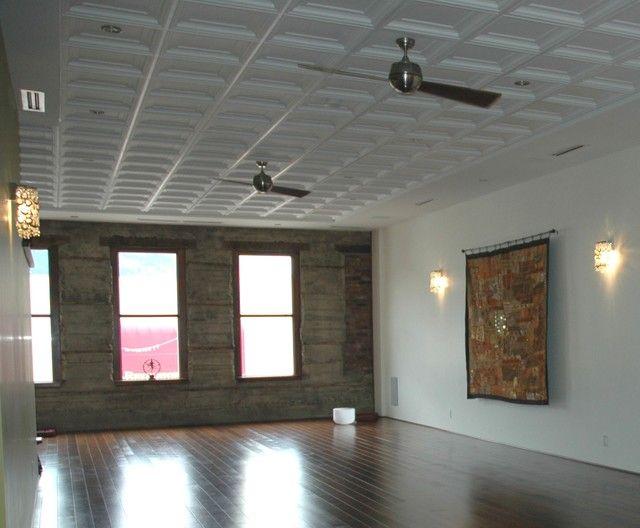 Yoga Studio In Loft Eclectic Home Gym Vancouver Gennxo Interior Constuction  Designer With Home Yoga Studio Design Ideas.