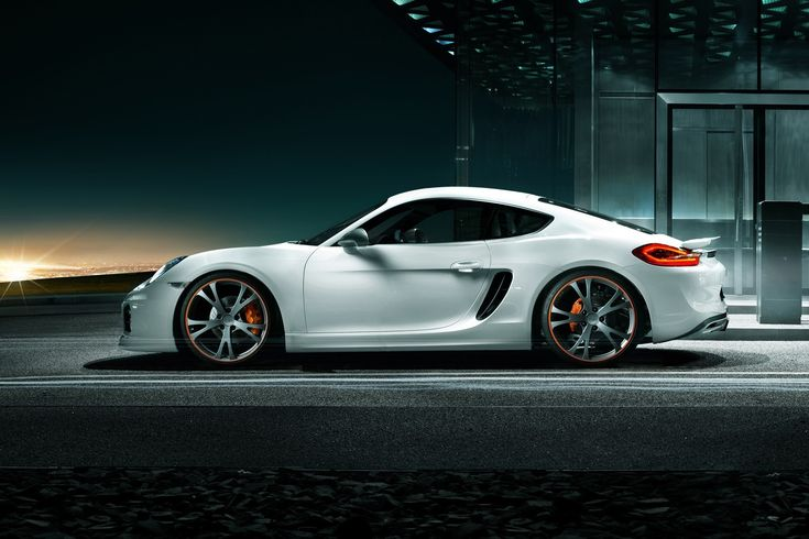 2016 Porsche 718 BOXSTER and CAYMAN (GTS) - Information ...