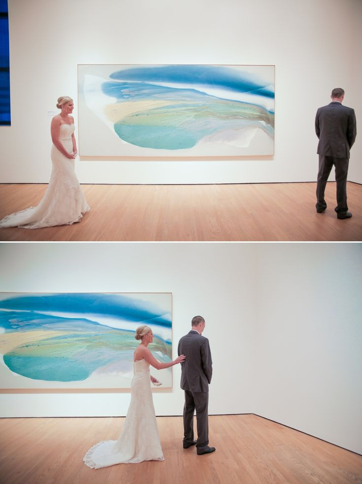 Shelbey and Bart's Modern Wedding at the OKC Museum of Art, shot by Rachel Photographs, OKC wedding photographer.