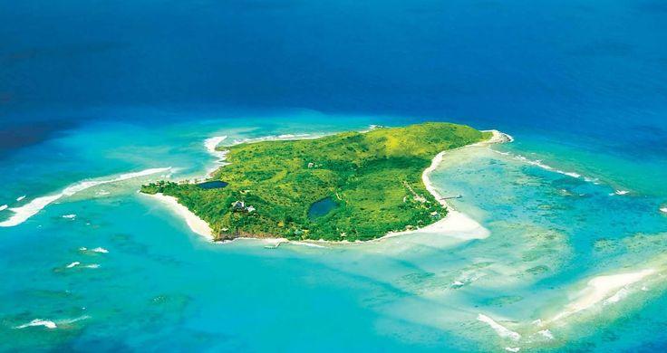 Tie najkrajšie súkromné ostrovy aké si len viete predstaviť - FRESHMAGAZINE.eu - Luxus je životný štýl Ostrov Necker, Britské panenské ostrovy