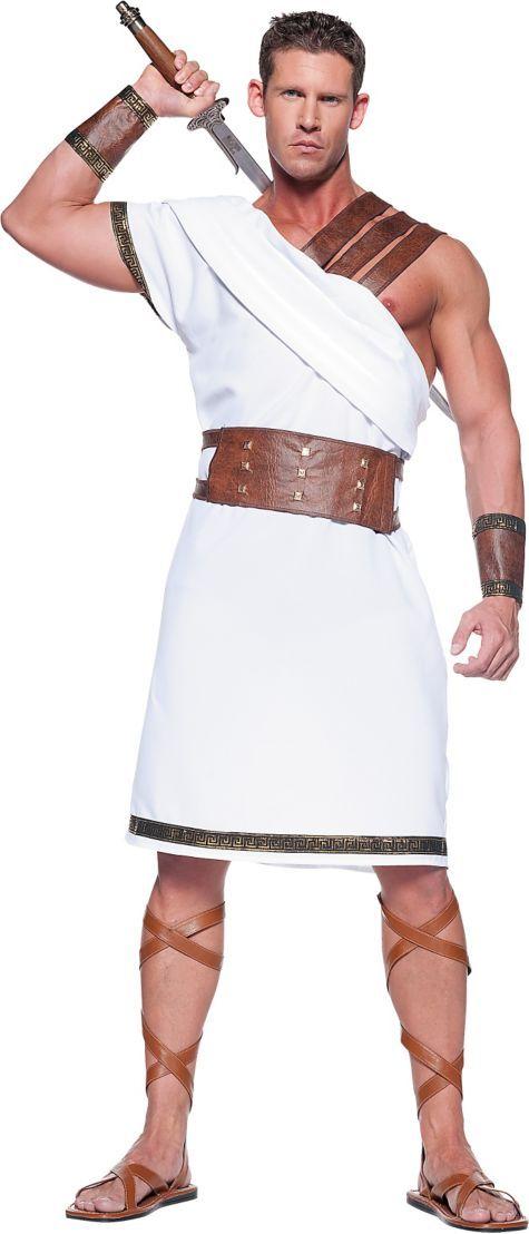 Adult Greek Warrior Costume ($39.99) - Party City ONLINE | 3 stars |