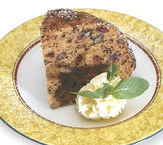 Thrifty Foods - Recipe - Yam, Pecan and Cranberry Pudding