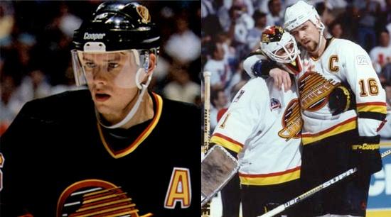 1992 Canucks Stanley Cup run