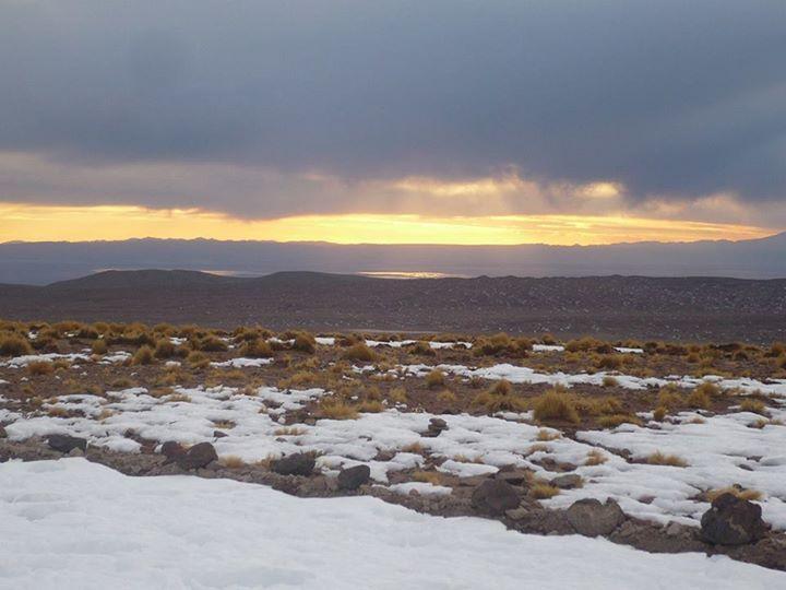Salar de Atacama a la distancia II Rg, CL