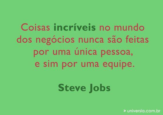 15 frases motivacionais de Steve Jobs  #stevejobs #stevejobsquotes #kurttasche