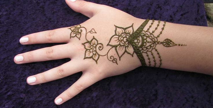 Easy Mehndi Designs Mehndi is a ritual that is followed since ages. It decorates the hands of girls and women to enhance their beauty in an aesthetic way and also purify the concept of love and Innocence in their nature.