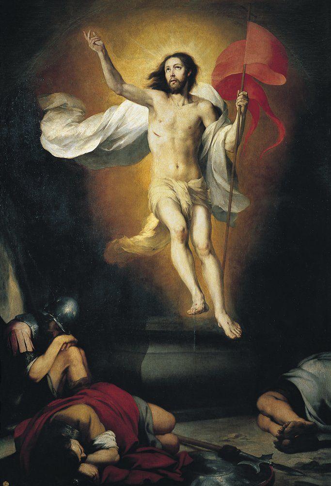 Resurrección del Señor (hacia 1655) de Bartolomé Esteban Murillo