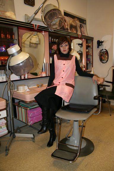 Coiffeuse hairsalon pics pinterest for Salon de coiffure sexy