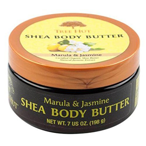 Amazon.com : Tree Hut Shea Body Butter, Marula/Jasmine, 7 Ounce (Pack of 3) : Beauty | @giftryapp